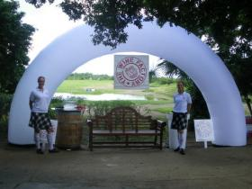 The Wine Factory - Avianca Golf Cup